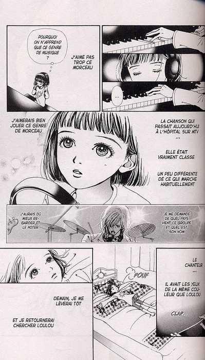 Last Quarter T1, manga chez Delcourt de Yazawa