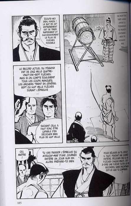 L'âme du Kyudo, manga chez Delcourt de Hirata