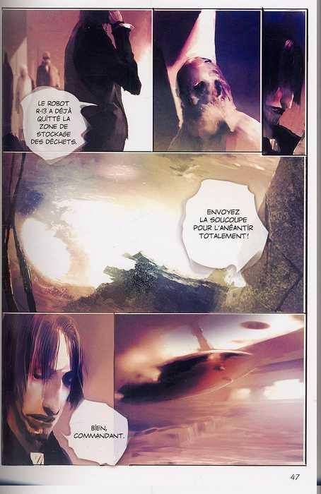 Vampire, manga chez Xiao Pan de Deo.r