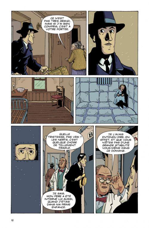 HP Lovecraft: celui qui écrivait dans les ténèbres : HP Lovecraft: celui qui écrivait dans les ténèbres (0), bd chez 21g de Nikolavitch, Lee, Benitez