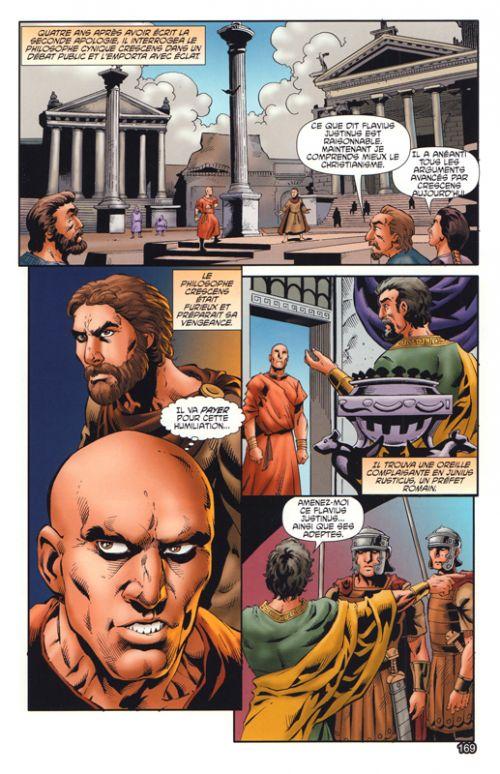 Les Témoins, comics chez Artège Editions de Avery, Collectif