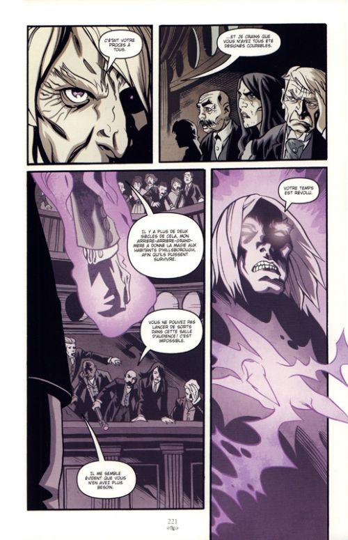 Courtney Crumrin T3 : L'apprentie sorcière ; Le dernier sortilège (0), comics chez Akileos de Naifeh, Wucinich