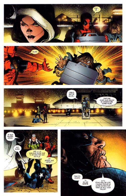 All-New Uncanny Avengers T2 : L'homme tombé du ciel (0), comics chez Panini Comics de Duggan, Stegman, Larraz, Isanove, Curiel, Bagley