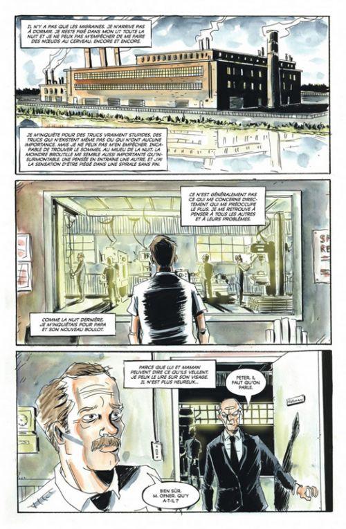 Royal City T2 : Sonic Youth (0), comics chez Urban Comics de Lemire