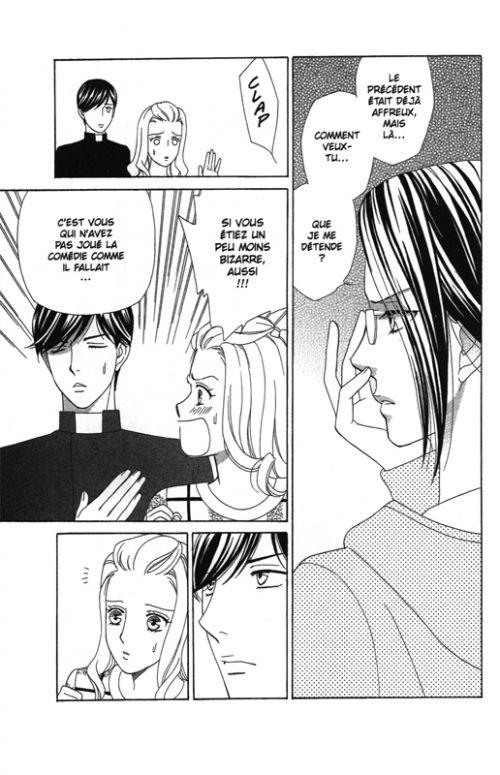 Le diable s'habille en soutane T1, manga chez Soleil de Yoshihara