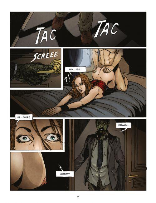 The Lust of us, comics chez Dynamite de Hardlard, Dickman