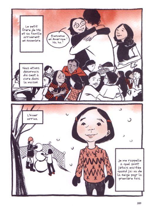 Nous avons fait de notre mieux, comics chez Hachette de Bui
