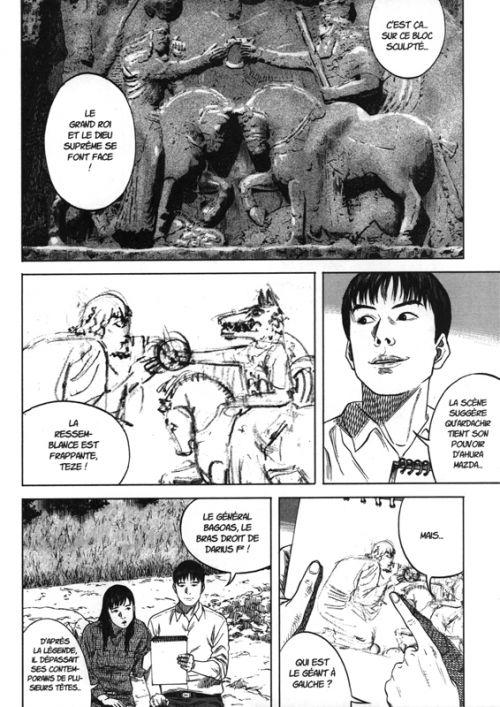 King of eden T3, manga chez Ki-oon de Nagasaki, Ignito