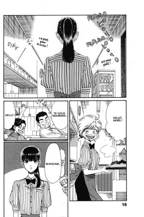Après la pluie T5, manga chez Kana de Mayuzuki