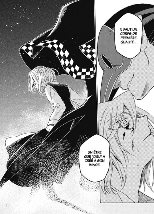 Frau Faust T3, manga chez Pika de Yamazaki