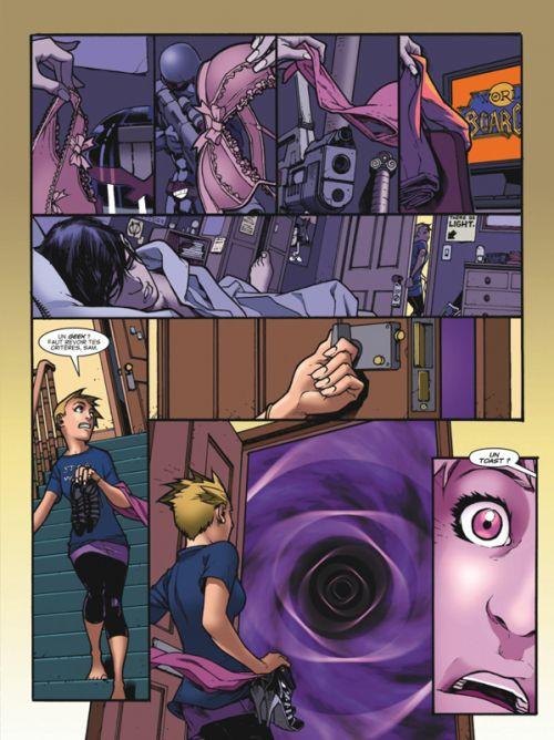 Survival Geeks, comics chez Glénat de Rennie, Beeby, Googe