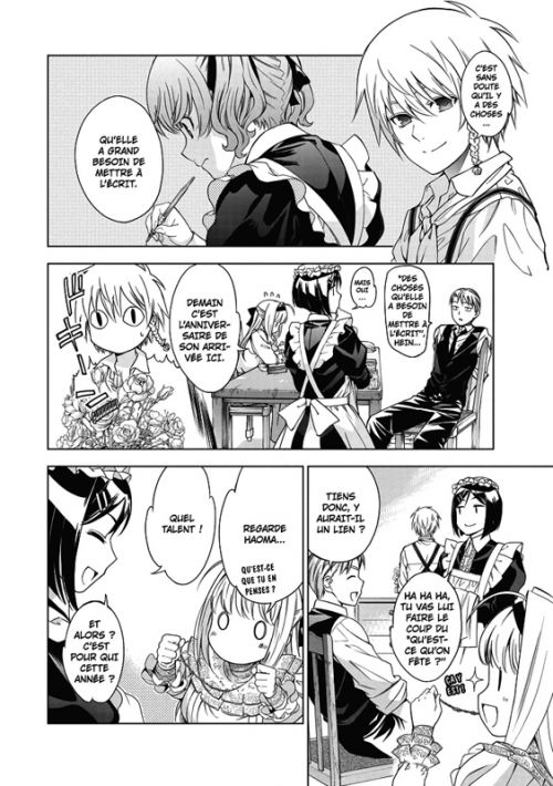 7th garden T5, manga chez Delcourt Tonkam de Izumi