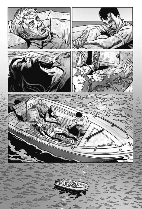 Bikini Atoll T2, comics chez Glénat de Bec, Khattou