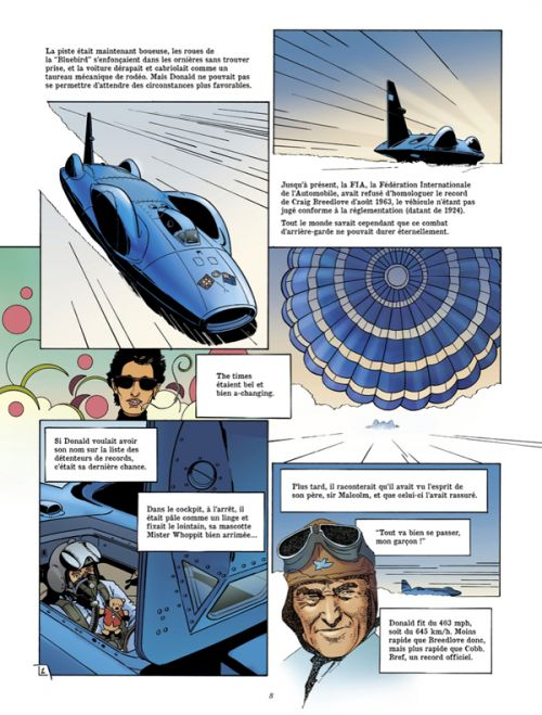 Bonneville T2 : 1968 (0), bd chez Dargaud de Marvano