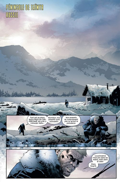 James Bond T4 : Kill chain (0), comics chez Delcourt de Diggle, Casalanguida, Blythe, Smallwood