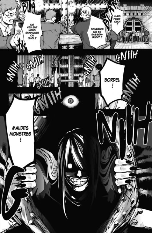 Silver wolf Blood bone T3, manga chez Kurokawa de Konda, Yukiyama