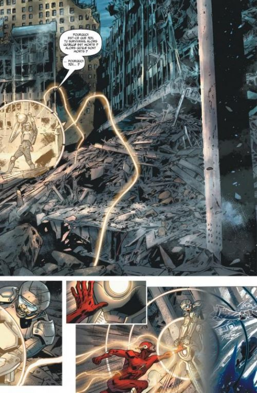 Justice League Rebirth T4 : Interminable (0), comics chez Urban Comics de Hitch, Abnett, Fontana, DeFalco, Briones, Derenick, Churchill, Eltaeb, Lucas, Hi-fi colour, Cox, Pantazis, Sinclair, Daniel, Morey