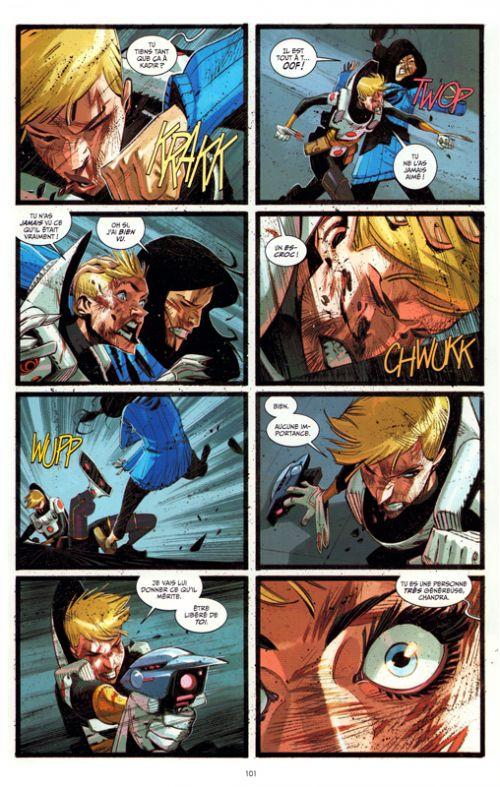 Black Science T7 : Le silence de l'Aède (0), comics chez Urban Comics de Remender, Scalera, Dinisio
