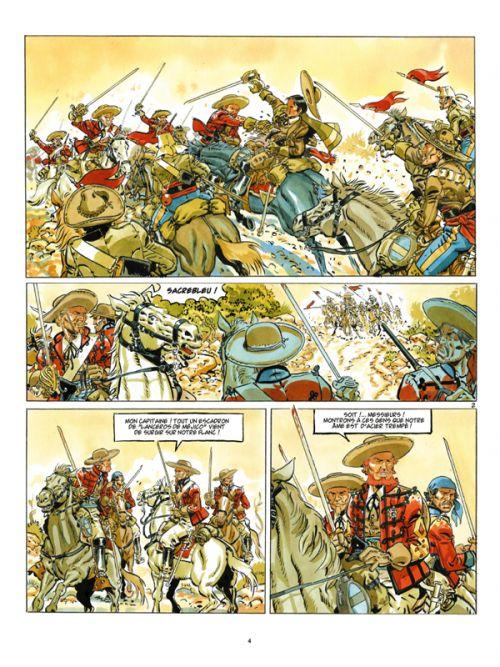 Sauvage T4 : Esmeralda (0), bd chez Casterman de Yann, Meynet