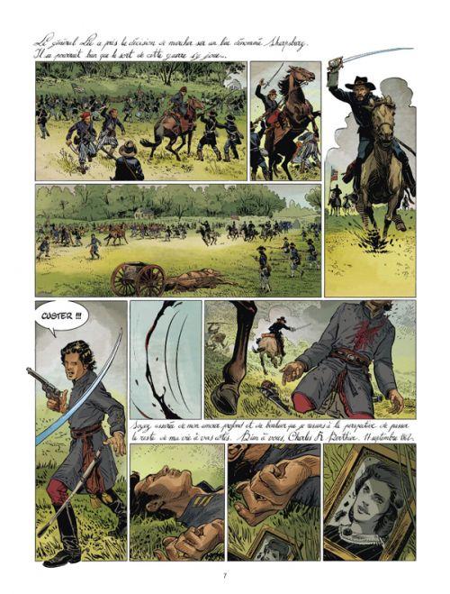 Les maîtres de WhitePlain T2 : Rédemptions (0), bd chez Bamboo de Chevais-deighton, Giner-Belmonte, Blanchot, Bouët