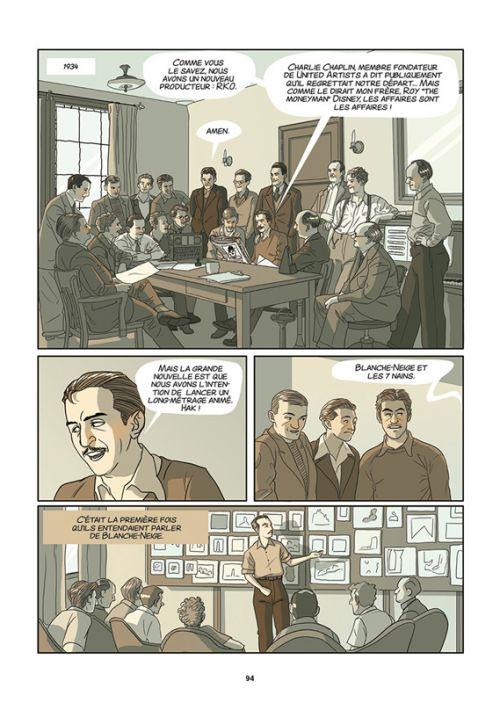The Moneyman, comics chez Les éditions du Long Bec de de Santa