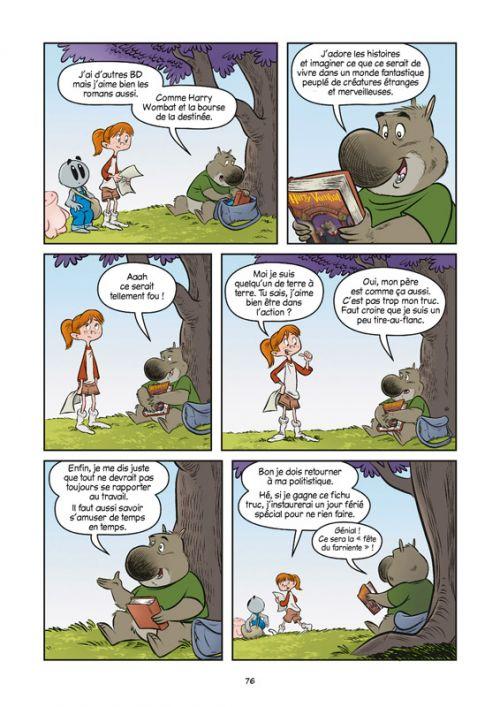 Rubis et sa clique T2 : Élection sous tension ! (0), comics chez Rue de Sèvres de Pittman