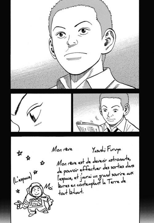 Space brothers T23, manga chez Pika de Koyama