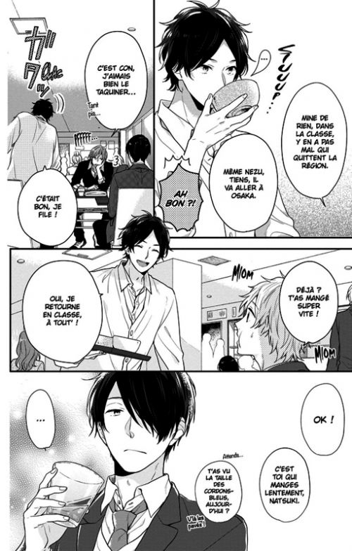 Rainbow days  T15, manga chez Kazé manga de Mizuno