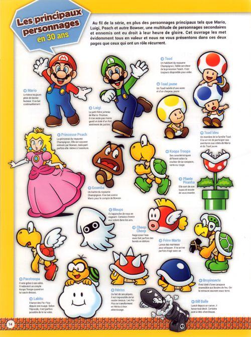 Super Mario Encyclopedia : Les 30 premières années 1985-2015 (0), manga chez Soleil de Nintendo