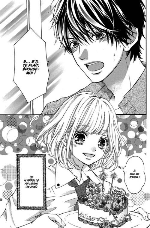 This teacher is mine  T1, manga chez Soleil de Kasumi