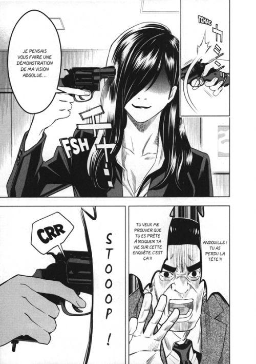 Devil inside T2, manga chez Komikku éditions de  Obe, Ogawa