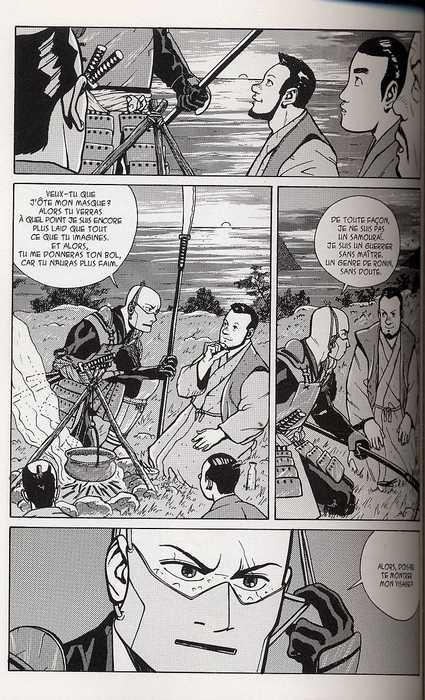 Tengu-Do T1 : Disciple (0), manga chez Les Humanoïdes Associés de Nikolavitch, Rossetto