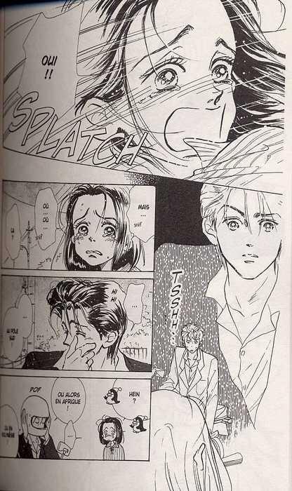 Je ne suis pas un ange T1, manga chez Delcourt de Yazawa