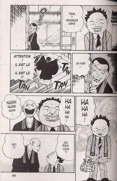 Tennen, Pur & Dur T5, manga chez Delcourt de Yoshida