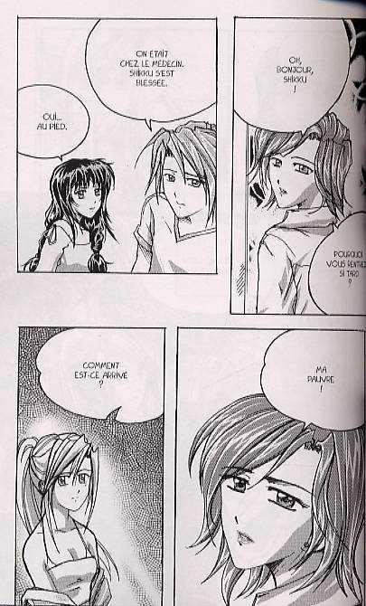 Dystopia – Love At Last Sight, manga chez Pika de Park