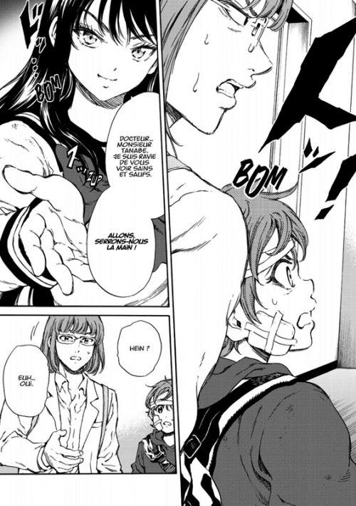 Sky-high survival T10, manga chez Kana de Miura, Oba