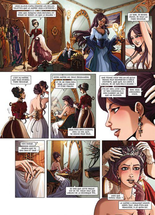Princesse Sara T11 : Je te retrouverai (0), bd chez Soleil de Alwett, Moretti, Duclos