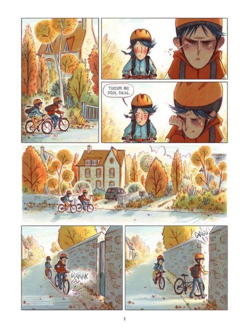 Les Croques T1 : Tuer le temps (0), bd chez Editions de la Gouttière de Mazé