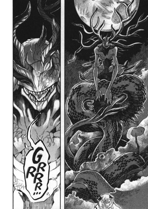 Grendel T2, manga chez Komikku éditions de Oikawa