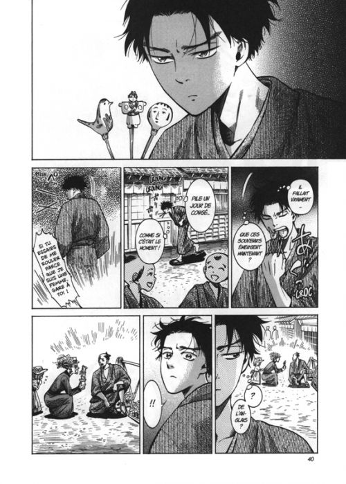 Isabella Bird, femme exploratrice T4, manga chez Ki-oon de Sassa