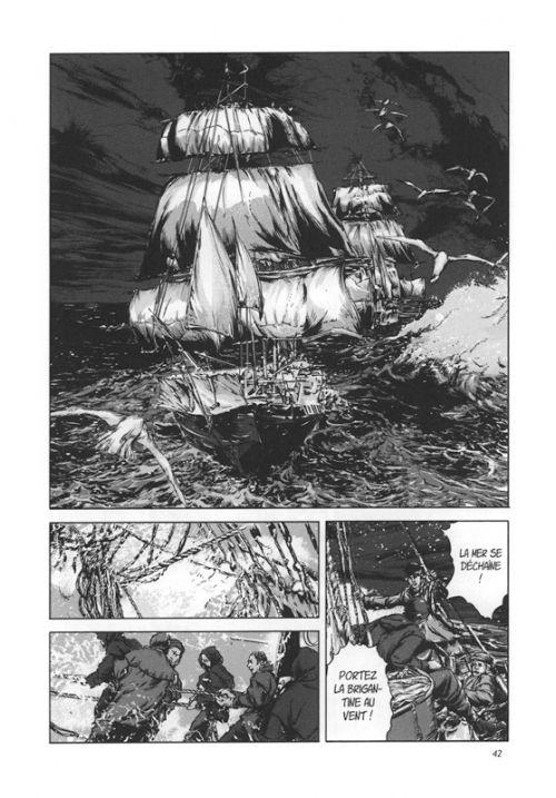 Les montagnes hallucinées T1, manga chez Ki-oon de Tanabe