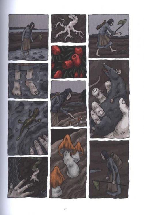 Margot la folle, comics chez Robinson de Broadbent, Dix