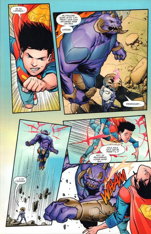 Superman Rebirth T4 : Aube noire  (0), comics chez Urban Comics de Tomasi, Moreci, Gleason, Godlewski, Mahnke, Hi-fi colour, Kalisz, Quintana