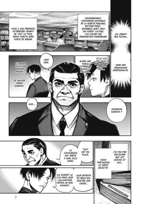 Tokyo ghoul:re T13, manga chez Glénat de Ishida