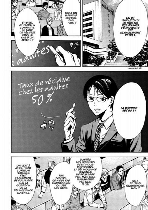 Fool's paradise T1, manga chez Kana de Ninjyamu, Misao