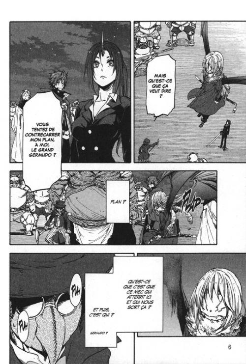 Moi, quand je me réincarne en slime T5, manga chez Kurokawa de Fuse, Kawakami