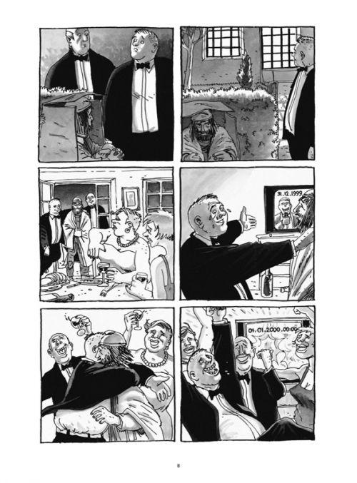 L'Avancée des travaux : Histoires courtes semées à droite à gauche (0), bd chez Futuropolis de Davodeau