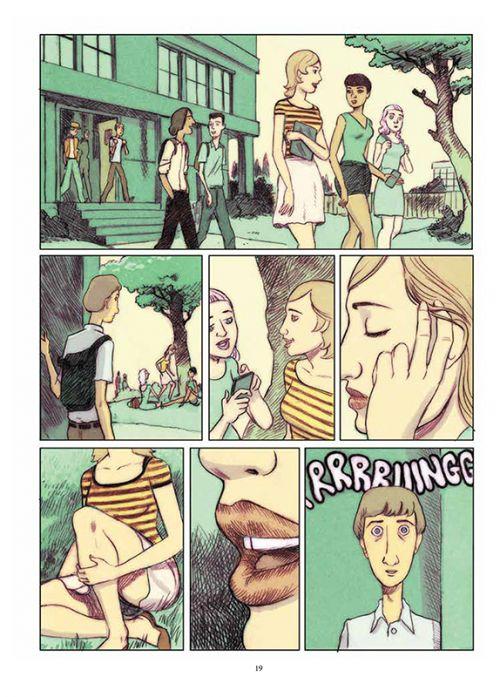 Bionique, comics chez Ici Même Editions de Shadmi