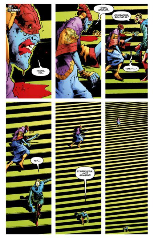 Eternity : Eternity (0), comics chez Bliss Comics de Kindt, Hairsine, Guedes, Baron, Djurdjevic
