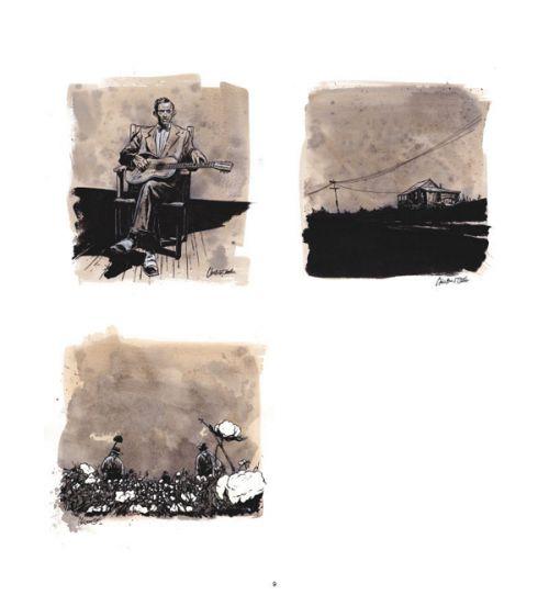 Artbook, bd chez Vents d'Ouest de Chabouté